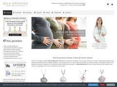 Détails : Bola de grossesse indonésien