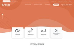 Compagnie de service internet et téléphonie