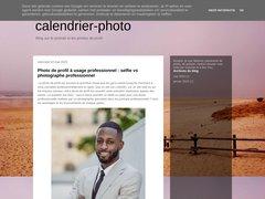 Détails : Calendrier photo ou calendrier personnalisé