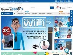 Détails : Boutique en ligne de gadget espion