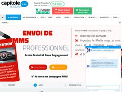 Capitole Mobile - Routage SMS Professionnel