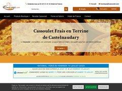 Détails : Cassoulet Castelnaudary