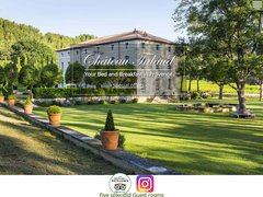 Bed and breakfast Provence Château Talaud