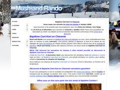 Chien de traineau : sport et loisir à Vassieux en Vercors