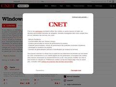 CNET FRANCE - Télécharger/Windows