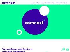 Détails : ComNext, agence conseil en communication operationnelle