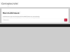 Concepteur Site, l'annuaire des webmestres