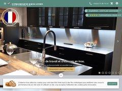 Détails : Crédence en inox - crédence cuisine & Murale - décoration