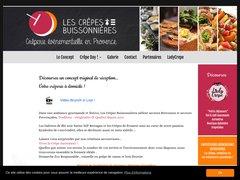 Les Crêpes Buissonnières - Châteauneuf-de-Gadagne - Vaucluse