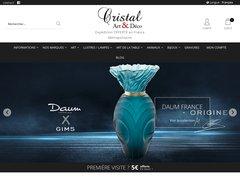 Détails : Cristal Art & Déco