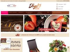Détails : Du chocolat dans tous ses états