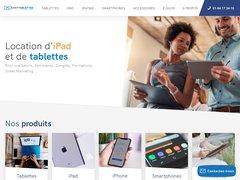Détails : Location Tablettes et iPads
