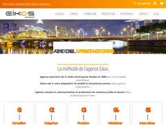 Détails : Eikos agence de communication audiovisuel le