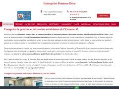 Entreprise de peinture en Ile-de-France