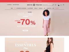 Envie de Fraises, boutique grossesse en ligne