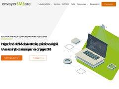 Détails : Envoyer SMS Pro