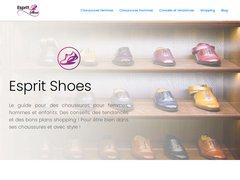 Détails : www.espritshoes.fr