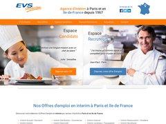 Détails : EVS Intérim : le spécialiste de l'intérim en Ile-de-France