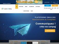 Détails : Express-Mailing : Plateforme d'emailing ASP + Bases emailing gratuites