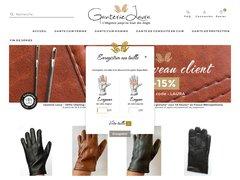 Détails : Ganterie Laura : large collection de gants en cuir pour la mode, la conduite et la moto