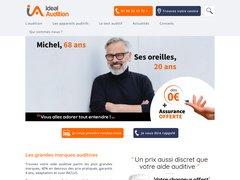 Détails : www.ideal-audition.fr