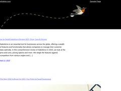 Infodivio - création site internet dijon