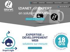 Agence Web Toulouse IZIANET