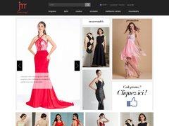 Détails : Shopping : Robe habillée sur mesure pas cher
