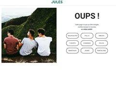 Détails : Chemise pour costume ou chemise casual chic, la chemise pour homme chez Jules
