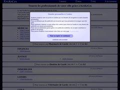 Détails : Les restaurants en France