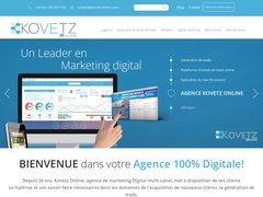 Détails : Kovetz Online - spécialiste de la génération de leads