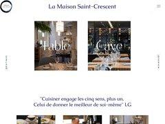 La Table Saint Crescent, Restaurant, Evénementiel, Narbonne