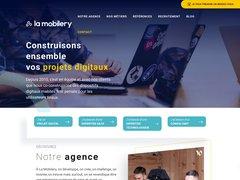 Détails : La mobilery : Agence de marketing et développement mobile / tablette spécialisée dans le monde du commerce.