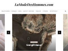 Détails : La Mode des Hommes, le blog masculin