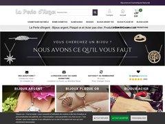 Bijoux Fantaisie et Argent La Perle d'Argent