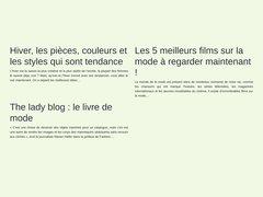 Blogueuse de mode, Concept store, Blog de mode