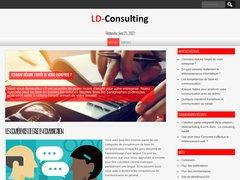 Détails : LD Consulting, agence de conseil en communication Paris - LD Consulting