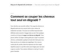 Coiffure afro/Aix(13)LE CUBA coiffé - Tresse-afro/rajout/dreadlocks