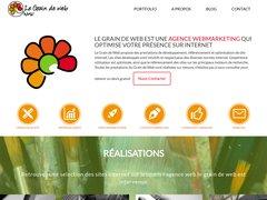 Détails : Agence webmarketing le grain de web