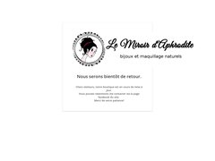 Détails : Le Miroir d'Aphrodite