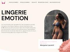 Détails : Leg avenue lingerie
