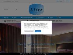 Couettes & oreillers pour hôtel
