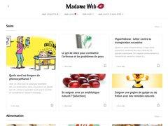 Détails : Madame Web