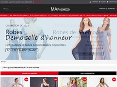Robe de Mariée en Ligne - Mafashion.fr