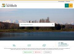 Ville de Tournefeuille, commune de la Haute-Garonne, 31, Midi-Pyr�n�es