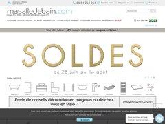 Détails : Magasin salle de bain:douche,baignoire,vasque,wc  - masalledebain.com