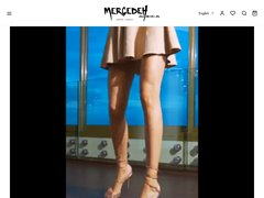 Détails : Boutique de chaussures de luxe