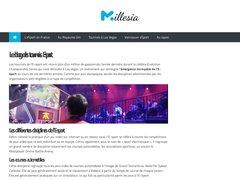Détails : Millesia, marque française de lingerie