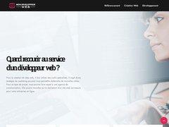 Détails : Mon développeur web