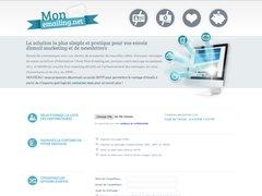 Détails : Mon-Emailing.net - envoi d'emailing et newsletters en self-service